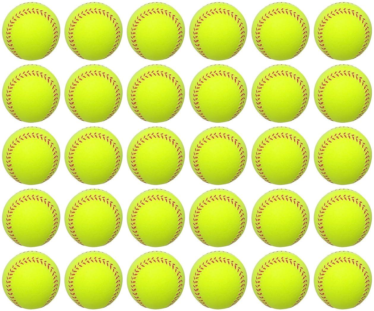 あいまい装備する区LINDSPORTS ウレタン練習ボール (中(30球セット))