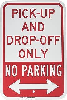 Brady 129639 Traffic Control Sign, Legend