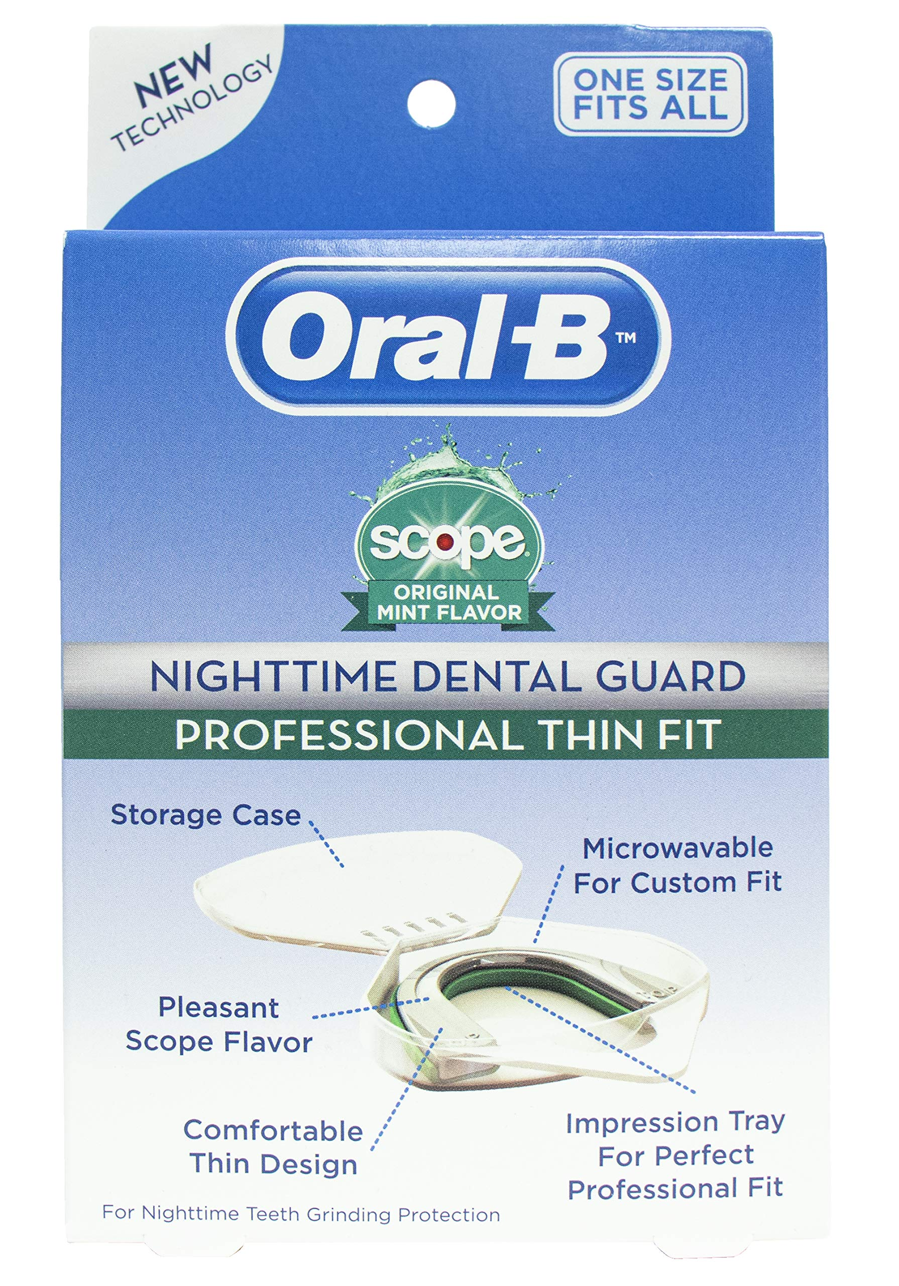 Oral B Nighttime Dental Scope Professional