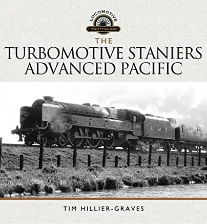 The Turbomotive, Staniers Advanced Pacific