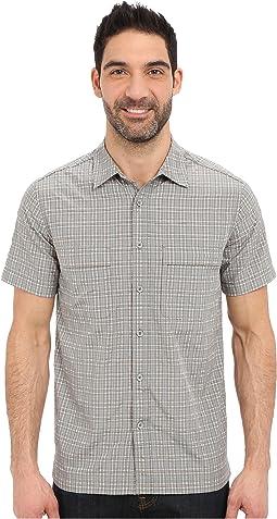 Diablo Plaid Short Sleeve Shirt