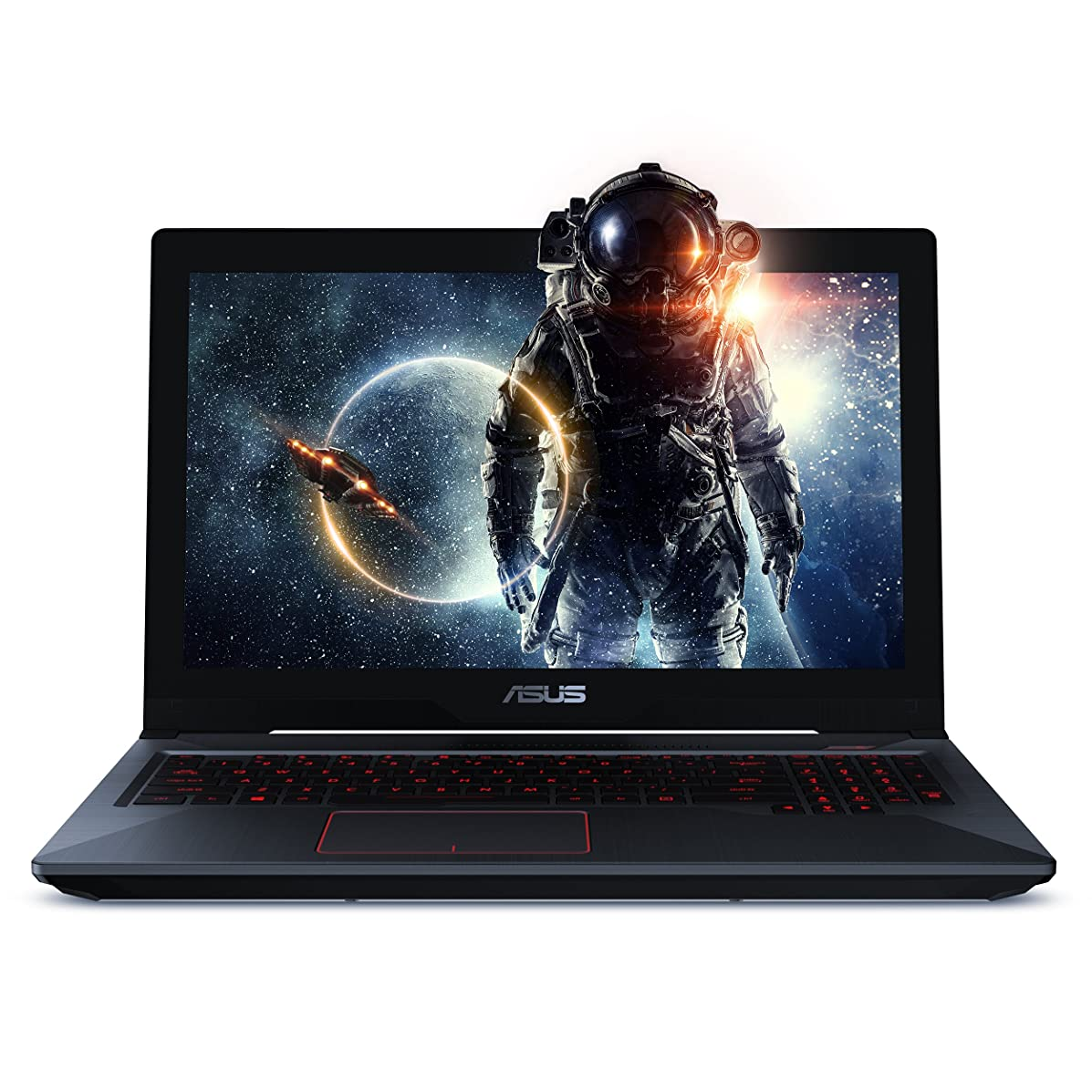 "ASUS FX503 Powerful Gaming Laptop, 15.6"" Full HD, Intel Core i5-7300HQ Quad-Core Processor, GeForce GTX 1050, 8GB DDR4, 1TB FireCuda SSHD, Windows 10 Home – FX503VD-WH51"