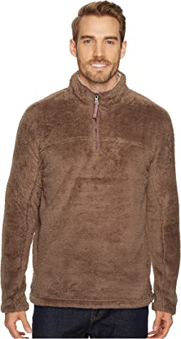 True Grit - Double Plush 1/4 Zip Pullover