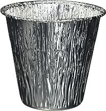 Pit Boss Grills 67292 Pit Boss Foil  - 6 Pak Bucket Liner, Silver