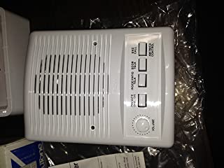 NUTONE IS445WH 5'' Indoor Remote Station