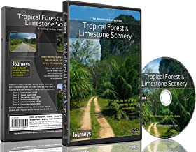 Fitness Journeys - Tropical Forest And Limestone Scenery - for indoor walking, treadmill and cycling workouts