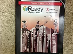 Ready Common Core Grade 3 Reading Instruction Teacher Resource Book