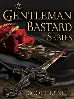 The Gentleman Bastard Series 3-Book Bundle: The Lies of Locke Lamora, Red Seas Under Red Skies, The Republic of Thieves (Gentleman Bastards)