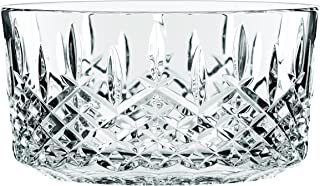 Markham by Waterford 9in Bowl, Set of 1, Clear by Waterford