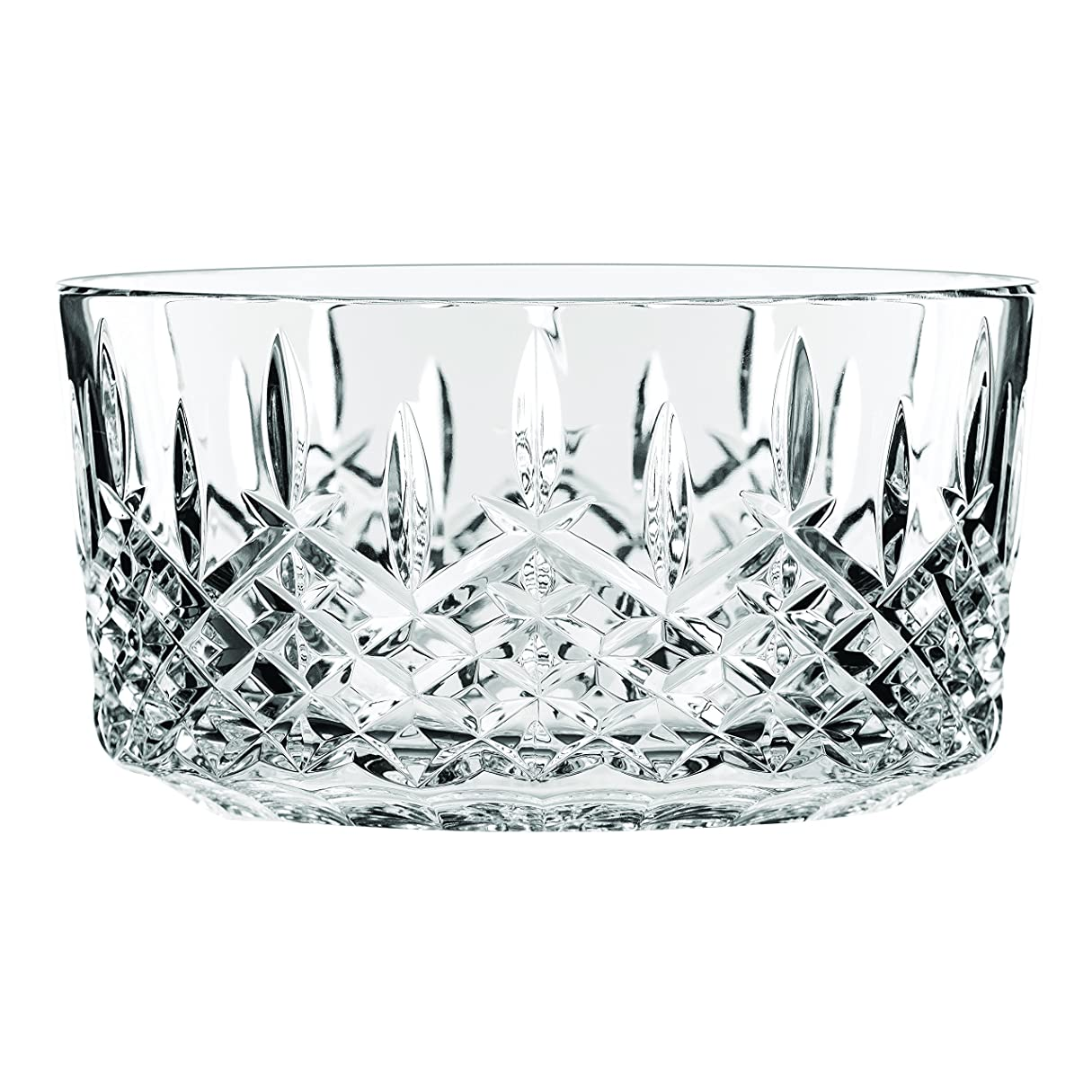 ドリル絶望気味の悪いMarkham by Waterford 9in Bowl, Set of 1, Clear by Waterford