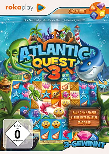 rokaplay - Atlantic Quest 3 [PC Download]
