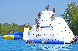 Rave Sports Inflatable Iceberg, 14-Feet