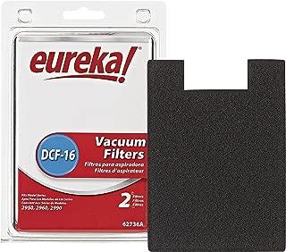 Genuine Eureka DCF-16 Filter 62736A - 2 filters
