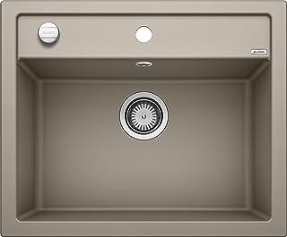 Blanco 铂浪高DALAGO 6, 厨房水槽, Silgranit Puradur,巧克力色,单槽, 517320