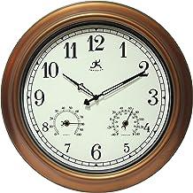ساعة حائط من انفينتي انسترومنتس 12144CP-1679