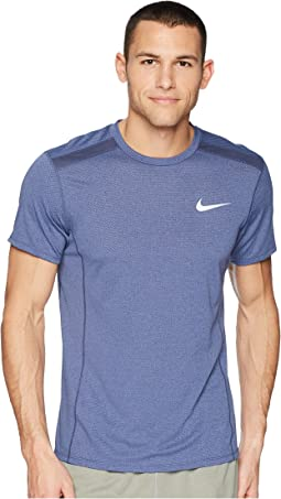 Nike Cool Miler Short-Sleeve Running Top