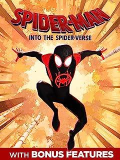 Spider-Man: Into The Spider-Verse (With Bonus Content)