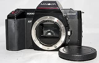 minolta maxxum 5000 camera