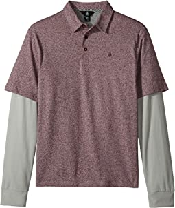 Volcom Kids - Wowzer Twofer Polo (Big Kids)