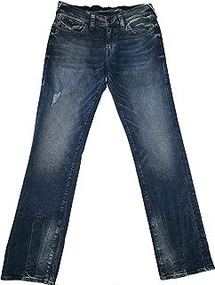 True Religion Men's Ricky Flap SE Relaxed Straight Denim Jeans