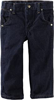Wrangler Little Boys' Silver Edition Pro Rodeo Jeans