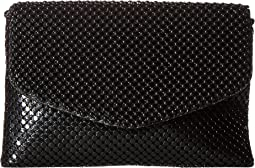 Jessica McClintock Brooklyn Flap Clutch