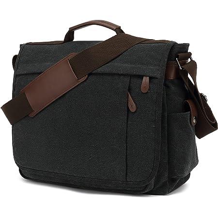 CALIYO Umhängetasche mit Überschlag Damen und Herren,Messenger Bag,Crossbody Bag Damen,aus Kunstleder,Schultertasche Handtasche Praktische Größe,sehr viele Fächer