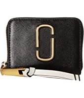 Marc Jacobs - Snapshot Mini Zip Card Case