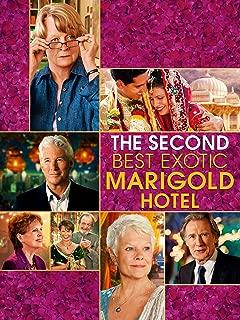 the marigold hotel 2 cast