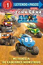 Mi familia de camiones monstruo (Elbow Grease) (My Monster Truck Family Spanish Edition) (Step into Reading)