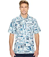 Quiksilver Waterman - Aberdeen Short Sleeve Woven