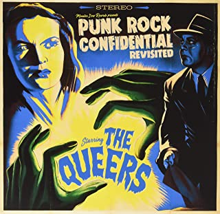 PUNK ROCK CONFIDENTIAL REVISED [LP] (YELLOW VINYL, IMPORT) [Analog]