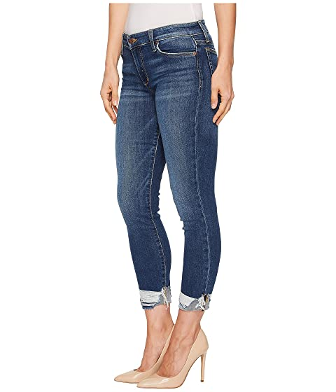 Joe's Jeans Icon Crop in Theodora Theodora Cheap 100% Authentic Outlet Store For Sale 2018 For Sale Cheap Price From UK Shop Cheap Price 8IiAKG
