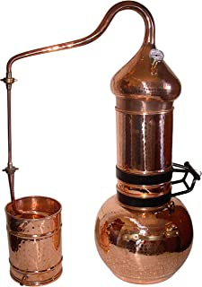 Best alembic copper still Reviews