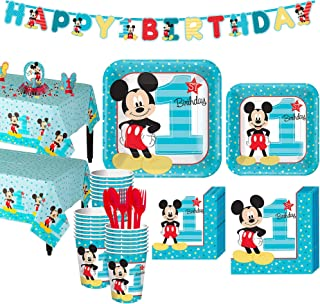 Best party city mickey mouse decorations Reviews