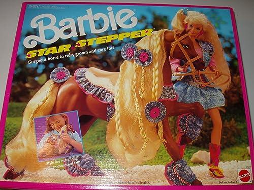 Barbie Star Stepper Cheval de rêve