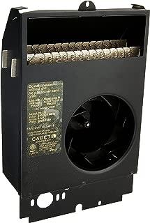 Cadet Com-Pak Plus 8 in. x 10 in. 2000-Watt 240-Volt Fan-Forced Wall Heater Assembly