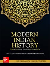 Modern Indian History: For Civil Services Preliminary and Main Examinations(Old Edition)