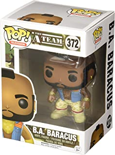 Funko POP TV: A-Team - B.A. Baracus Action Figure