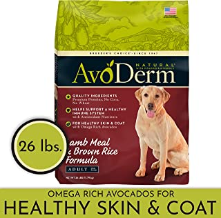 AvoDerm Natural All Life Stages Dry & Wet Dog Food, Grain Free