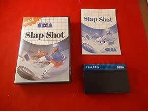 Slap Shot For Sega Master Mega Cartridge System Video Game