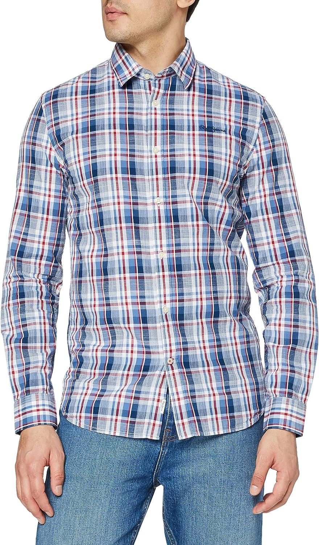 Pepe Jeans Brooks Blusa para Hombre