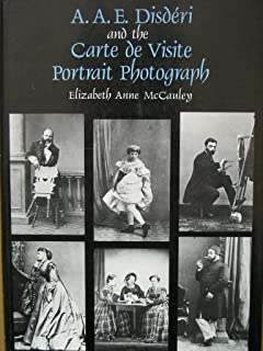 プロランキングAAEディスデリとカルテデビジターの肖像写真(美術史におけるエール出版物)購入