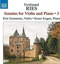 Sonatas for Violin & Piano 3