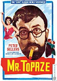 Peter Sellers' MR. TOPAZE on Blu-ray, DVD, Digital for First Time in North America from Film Movement