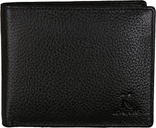 K London Black Men's Wallet