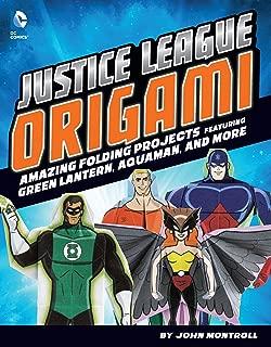 Justice League Origami (DC Origami)