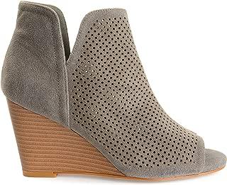 Best grey open toe wedges Reviews
