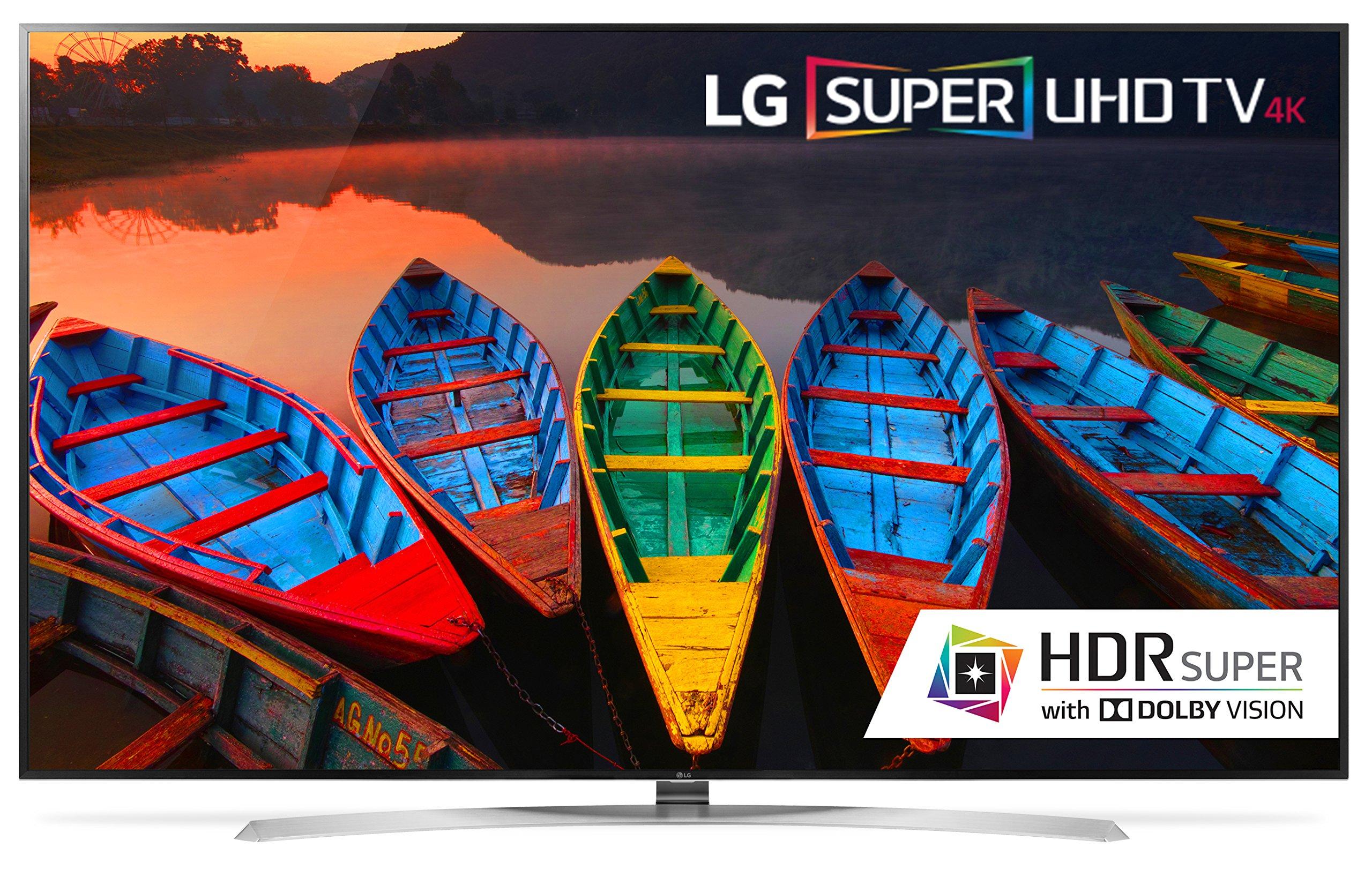 LG Electronics UH9500 Super UHD 4K Smart LED TV: Amazon.es: Electrónica