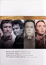Francis of Assisi / Gospel Road / A Man Called Peter / Song of Bernadette (Fox Studio Classics)